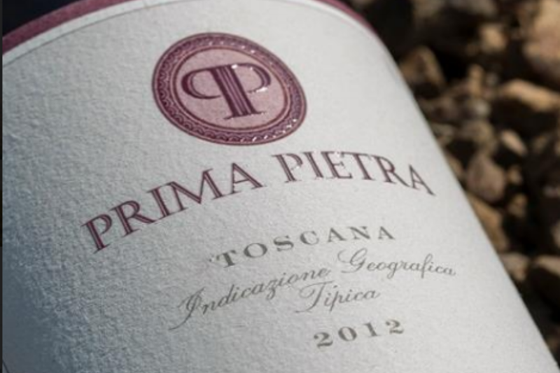 PRIMA PIETRA VERTICAL-TASTING GROUPS