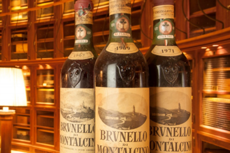 BRUNELLO VERTICAL TASTING GROUP