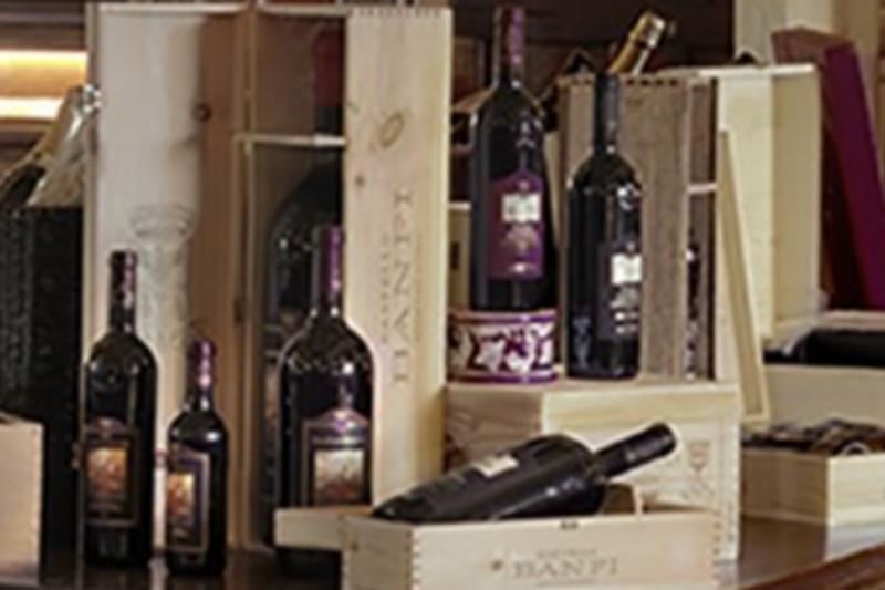 WINE TASTING CHIANTI DI BANFI / SPUMANTI PIEMONTESI
