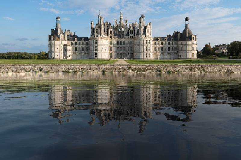 Chateaux and Domaines